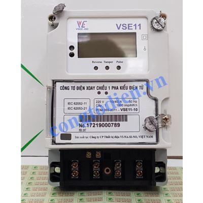 Công Tơ Điện Tử 1 Pha Vinasino VSE11-10
