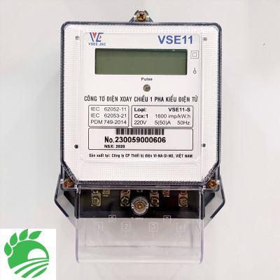Công Tơ Điện Tử 1 pha VSE11-S