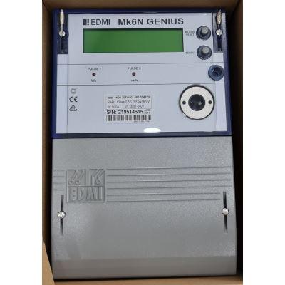 Công Tơ Điện Tử 3 Pha EDMI Genius Mk6N